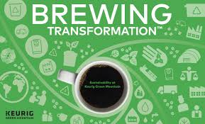 keurig green mountain email format keurig green mountain shares progress on sustainability commitments