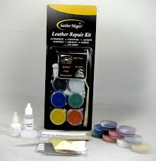 Leather Sofa Repair Tear by Amazon Com Leather Magic Leather Repair Kit