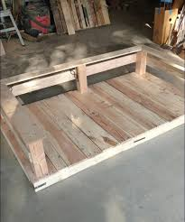 diy pallet swing bed pallet swing beds pallets and swings