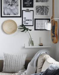 21 gallery wall ideas that will solve your blank wall woes