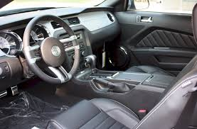 mustang v6 interior brilliant silver 2010 ford mustang coupe mustangattitude com