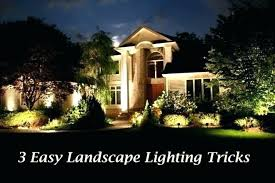 Best Landscape Lighting Kits Best Landscape Lighting Kits In Ground Landscape Lighting