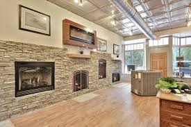 installing fireplace insert cost contemporary ideas cost to