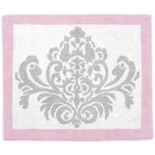 Pink And White Rug Buy Pink Grey Rug From Bed Bath U0026 Beyond