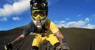 motocross goggles with camera gopro helmet front and side mount attach your gopro to the