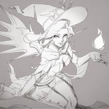 overwatch halloween mercy of all the things i wanted it to be u2014 wip halloween mercy 3