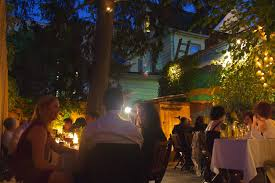Patio Cafe Lights by Top Restaurants For Outdoor Dining In Nyc Including Gardens