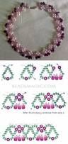1024 best beads magic images on pinterest necklaces bracelet
