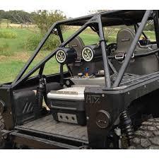 jeep wrangler speaker box crawltunes jeep wrangler trail cans 6 5 speaker enclosure