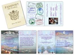 Js Prom Invitation Card Designs Custom Passport Invitation Cards