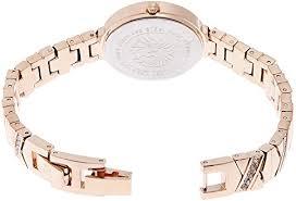 swarovski crystal bracelet watches images Anne klein women 39 s ak 1798mprg swarovski crystal accented rose jpg