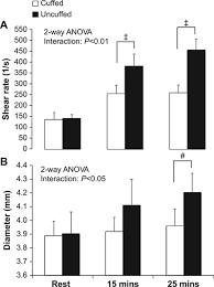 effect of sr manipulation on conduit artery dilation in