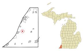 List Of Cities Villages And Townships In Michigan Wikipedia by Baroda Michigan Wikipedia