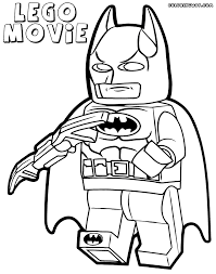 printable lego batman movie cartoon coloring books kids