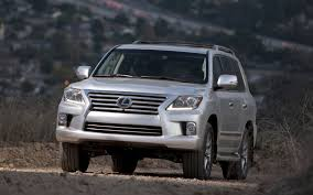 lexus lx msrp pricing announced for 2013 lexus lx 570 starts at 81 805