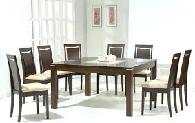 Glass Dining Room Tables With Extensions by Contemporary Glass Dining Table U2013 Thelt Co