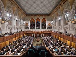 chambre du parlement les canadiens et leur système de gouvernement vue de l intérieur