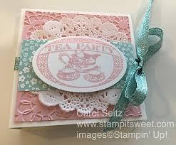 tea bag party favors st it sweet tea party favors