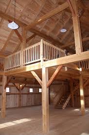 barn style loft farmhouse family room portland maine by