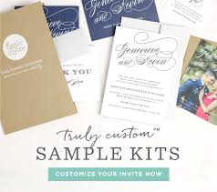wedding invitation pockets pocket wedding invitations by basic invite