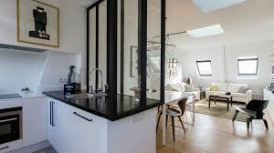 cuisine et salon dans la meme salon et cuisine dans la meme maison design bahbe com