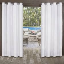 Outdoor Cabana Curtains Cabana Curtains Wayfair