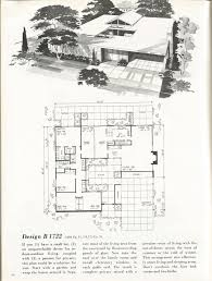 Mid Century Modern House Plan 213 Best Future Dream Home Images On Pinterest Modern House