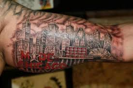 chi town tattoos