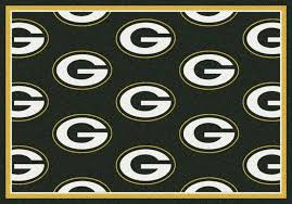 Nfl Area Rugs Green Bay Packers Area Rug Nfl Packers Area Rugs