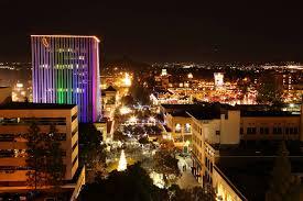 downtown riverside festival of lights riverside christmas lights christmas lights decoration