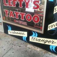 lefty u0027s tattoo soma 1498 harrison st