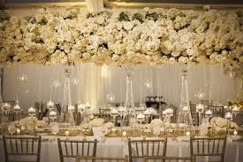 Gold Table Decorations Gold And White Wedding Table Decorations 5976