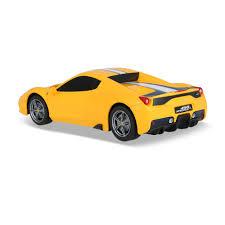 Ferrari 458 Yellow - yellow rastar 71900 1 24 ferrari 458 speciale a drift rc car