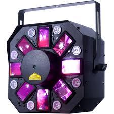 american dj led lights american dj stinger ii 3 fx in 1 effect light hex moonflower uv