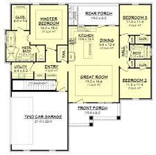 cottage house sandalwood house plan craftsman cottage open concept and