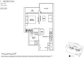 18 Woodsville Floor Plan by West Coast Vale Condo China Construction Jurong Regional Center