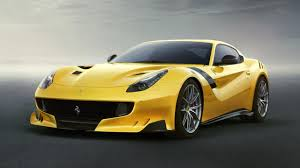 ferrari yellow and black the ferrari f12 tdf is a 769bhp track ready v12 maniac top gear