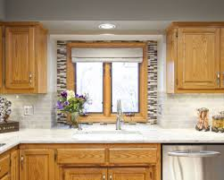 Oak Kitchen Design Oak Kitchen Cabinets Houzz Photos Home