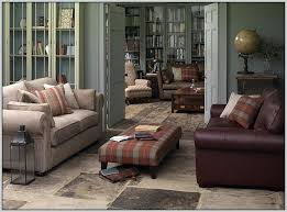 Leather With Fabric Sofas Mixing Leather And Fabric Sofas Ezhandui