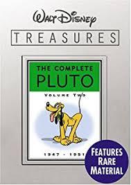 amazon walt disney treasures complete pluto volume