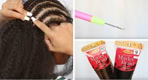 what type of hair do you crochet braids crochet braids everything you need to know un ruly