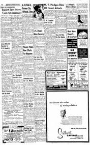 Abilene Reporter News From Abilene Texas On March 10 1955 by Abilene Reporter News From Abilene Texas On July 22 1963 U0026middot