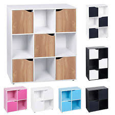 Bookcase Storage Units Children U0027s Bookcases Ebay