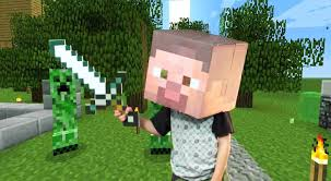 how to make a simple minecraft steve costume for halloween