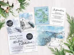 printed card digital printable files destination wedding