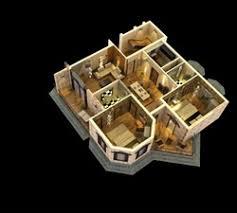 foundation dezin decor 3d kitchen model design a small house design 3d plans interior cabins tiny houses ideas