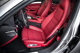 porsche panamera seats 2014 porsche panamera 4s test motor trend