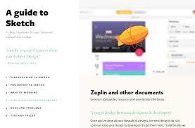 zeplin u0027 from u0027a guide to sketch u0027 by toru u0026 angie readymag