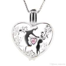 s day pendants 2018 s day theme 925 sterling silver and baby cage