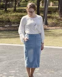 light wash denim skirt the alexis light wash denim skirt addison mae
